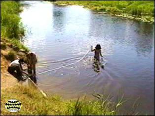 Методы гидрологических исследований: проведение измерений и описание рек