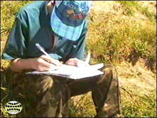 Ведение записей в природе. Тетрадь полевого практикума